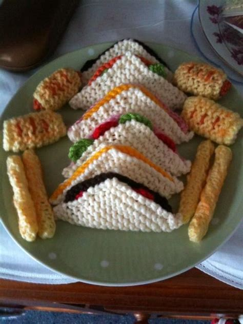 crochet cuisine 118 best images about play food crocheted knitted on free pattern crochet
