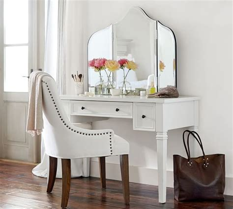vanity desk with meredith vanity desk pottery barn
