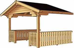 Holzhaus Für Garten : vordach mit br stung skanholz f r arosa blockbohlen ~ Whattoseeinmadrid.com Haus und Dekorationen
