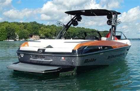 Wakeboard Boat Financing by 2015 New Malibu Boats 23lsv Ski And Wakeboard Boat For