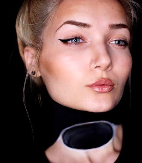 easy halloween makeup ideas  women  tutorial