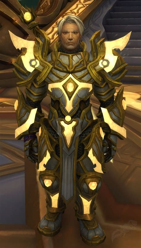 High Exarch Turalyon - NPC - World of Warcraft