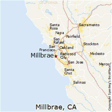 places    millbrae california