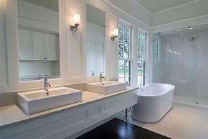 Aménager Petite Salle De Bain : des astuces pour am nager une petite salle de bain ~ Melissatoandfro.com Idées de Décoration
