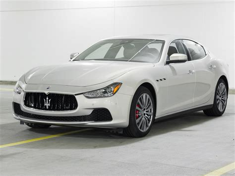 Ghibli Preowned by Certified Pre Owned 2017 Maserati Ghibli S Q4 4dr Car
