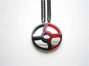 pokeball necklaces