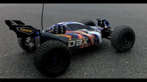 rc car verbrenner kyosho dbx racing buggy 1 10 gxr18 verbrenner nitro 252 ber 2 ps
