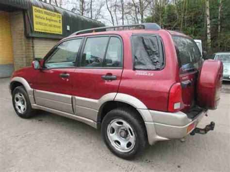 repair anti lock braking 2003 suzuki vitara lane departure warning suzuki 2003 grand vitara 2 0 16v 5 door lwb only 78k mls spares or