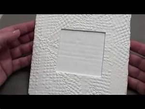 Fabriquer Un Cadre Photo : fabriquer un cadre youtube ~ Dailycaller-alerts.com Idées de Décoration