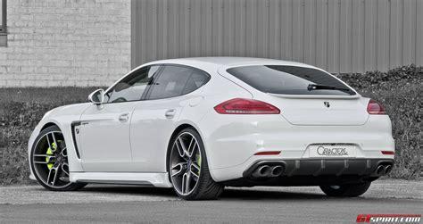 2018 Caractre Exclusive Porsche Panamera Bodykit Dark
