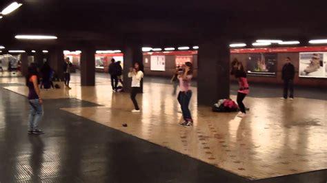 Porta Venezia Metro by Saranno Famosi Imparano A Ballare Nella Stazione Metro Di