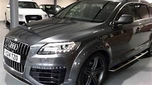 Audi Q7 Sport : 2014 audi q7 3 0 tdi s line sport edition youtube ~ Medecine-chirurgie-esthetiques.com Avis de Voitures