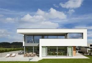 Moderne Innenarchitektur Einfamilienhaus : 17 images about hausentw rfe on pinterest haus bauhaus ~ Lizthompson.info Haus und Dekorationen