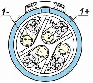 Neutrik Speakon Connector Wiring Diagram