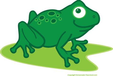 Frogs Clipart Free Frog Clipart