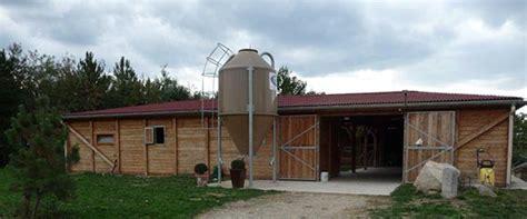 la maison du cheval construction box cheval b 233 ziers 34