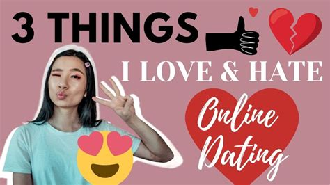 Submitted 9 days ago by jdnash888. 3 Things I LOVE and HATE Dating Apps - Dating Tips 2019 ...