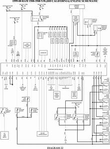 99 Dodge Ram 1500 Wiring Diagram