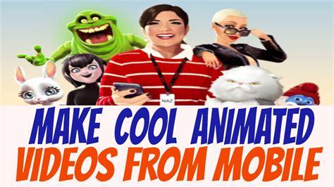 cartoon animation wale video kaise banaye mobile se