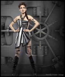 headpieces ireland metal fashion metal dresses metal wardrobe designer