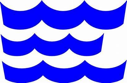 Wave Clip Waves Clipart Pattern Svg Outline