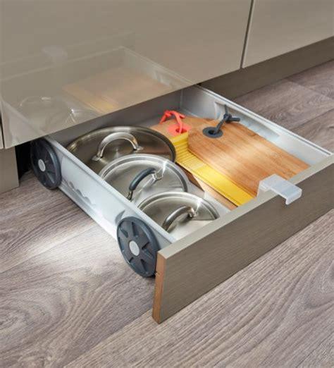 modele de cuisine simple 17 idées à copier pour organiser et ranger vos tiroirs