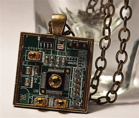 Best Computer Jewelry Images Pinterest Circuit