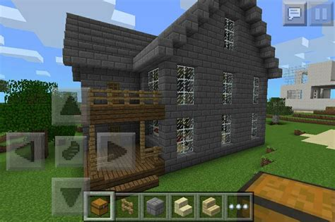 minecraft stone house minecraft house tutorials stone