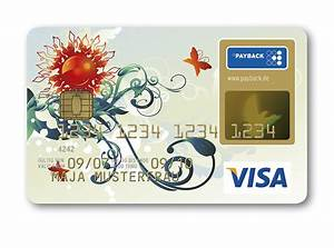 Pay Back Karte : payback payback premium visa karte mit femininem design ~ Orissabook.com Haus und Dekorationen