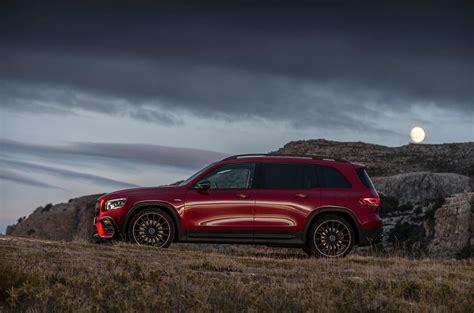 Na życzenie jest dostępny w wersji siedmioosobowej. Mercedes-AMG GLB 35 2019 review   Autocar