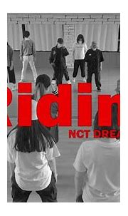 Nct dream Ridin' / 엔시티 드림 ' 라이딩 ' / coverdance. - YouTube