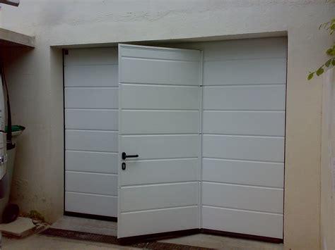 porte de garage avec portillon hormann prix automobile