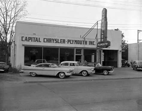 Call Chrysler Capital by Florida Memory Capital Chrysler Plymouth Inc Dealership