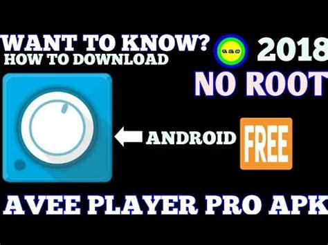 avee player pro apk 1 2 75 free 2018
