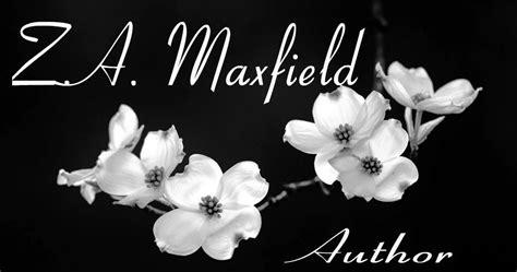 Diverse Reader Author Saturday Spotlight Za Maxfield