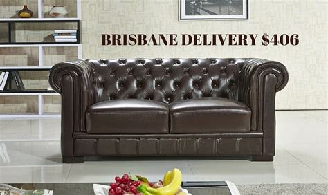Leather Upholstery Brisbane by Leather Lounge Brisbane Customisable Leather Sofa At