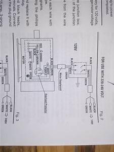 Ridgid Ts3650 Wiring Question