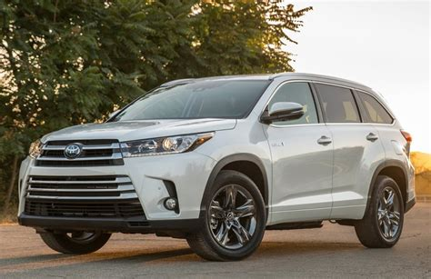 2018 Toyota Highlander Release Date, Price, Changes