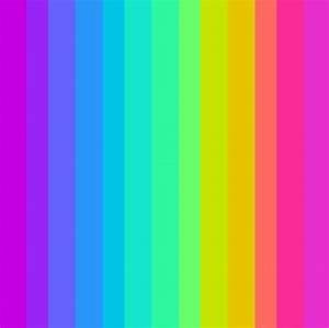 neon rainbow NEON Pinterest
