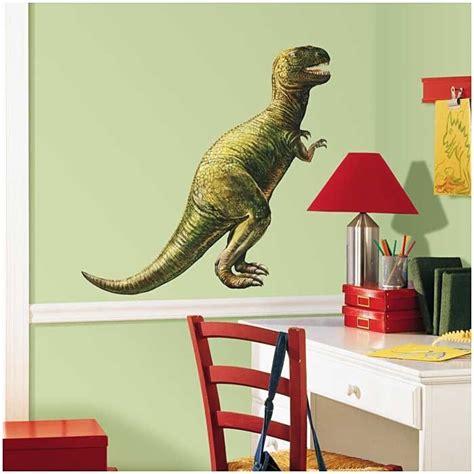 Wandtattoo Kinderzimmer Junge Dinosaurier by Roommates 174 Wandsticker Wandtattoo Dinosaurier T Rex