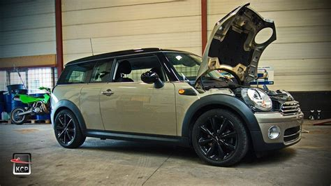 Mini Cooper Clubman Modification by Mini Clubman Cooper D R55 Project Tuning Upgrade Id En 107