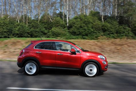 Fiat 500x Review 2018 Uk First Drive