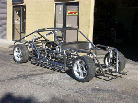 Tub Car by Chassis Mustang Chassis
