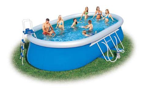 bestway pool oval bestway oval fast set above ground pool