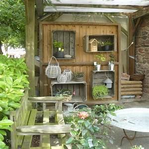 Idées Allée De Jardin : idee deco palette jardin ~ Melissatoandfro.com Idées de Décoration