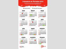 Calendario de Feriados 2013 Lugares Turísticos Región Lima