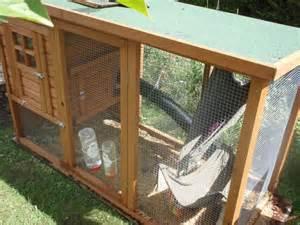 Outdoor Ferret Cage