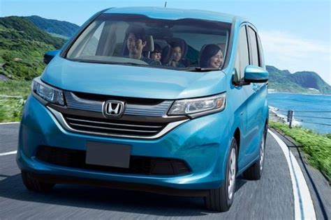 Honda Freed 2018 Redesign  20182019 Honda Car Models