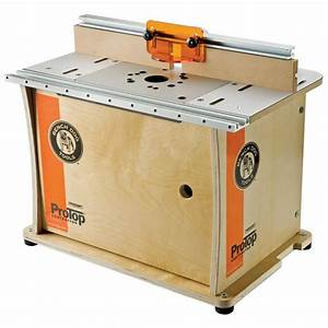 Bench Dog® ProTop Contractor Portable Router Table 40-001
