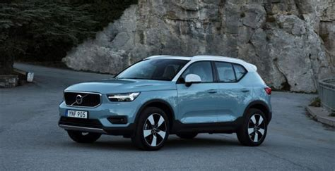 volvo xc preview release date  prices